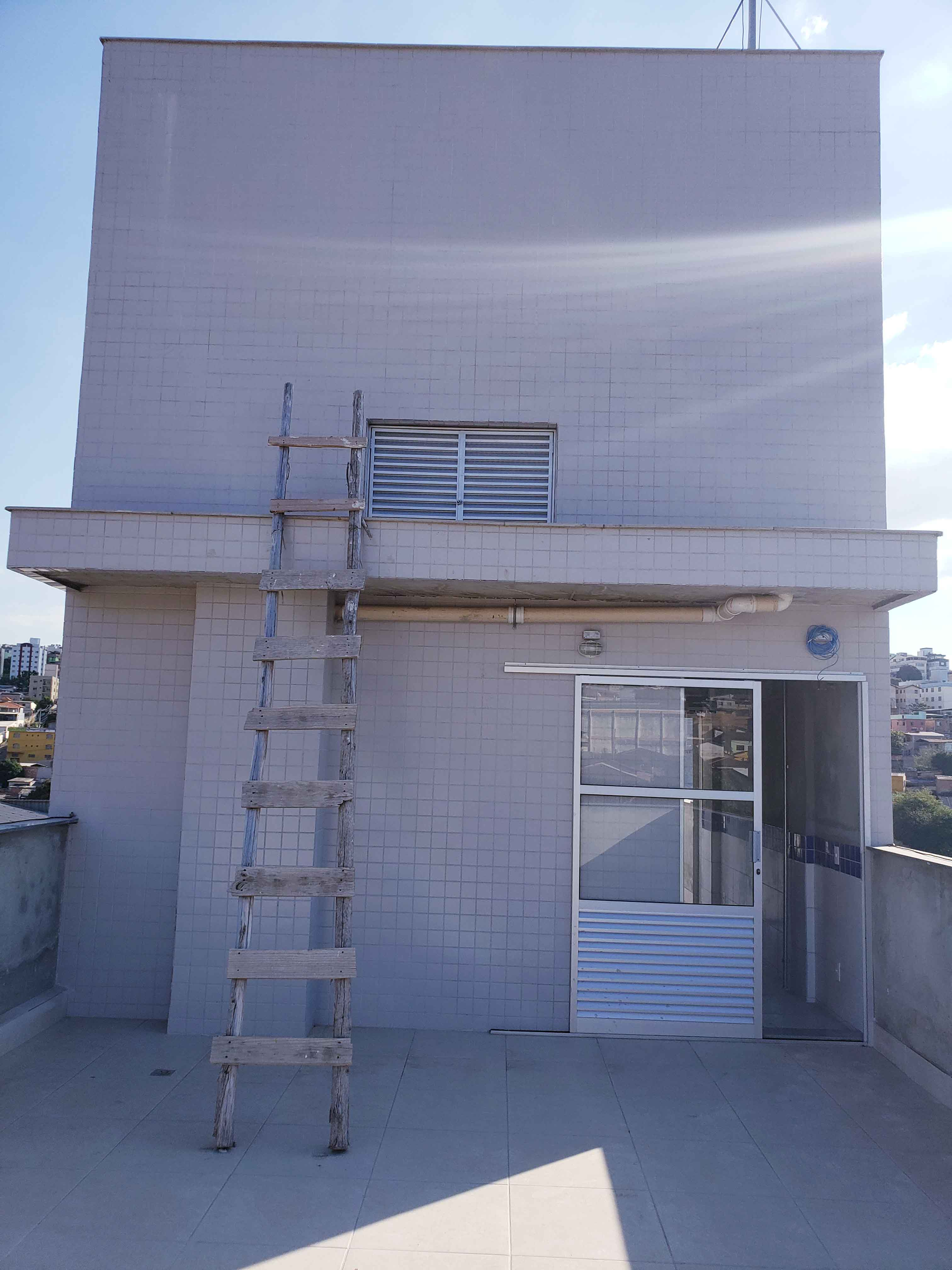 Instalação de porta blindex