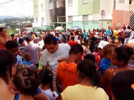 ASCL – Jardim das Borboletas levou assistência a várias famílias carentes de Belo Horizonte