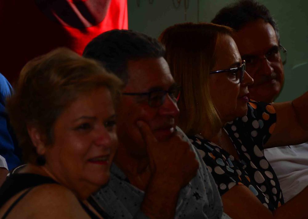 Diretoria Executiva da ASCL – Jardim das Borboletas, presente na Festa de Despedida do ano letivo de 2019 do projeto Creche Casulo.