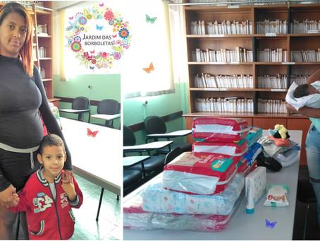 """Programa """"S.O.S Família"""" da ASCL beneficia mais uma família em situação de extrema pobreza em BH"""