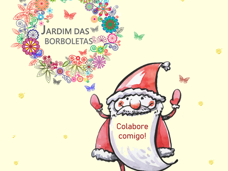Apadrinhe uma criança do projeto Creche Casulo neste Natal!
