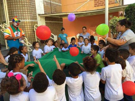 ASCL celebra o Dia das Crianças no mês de outubro