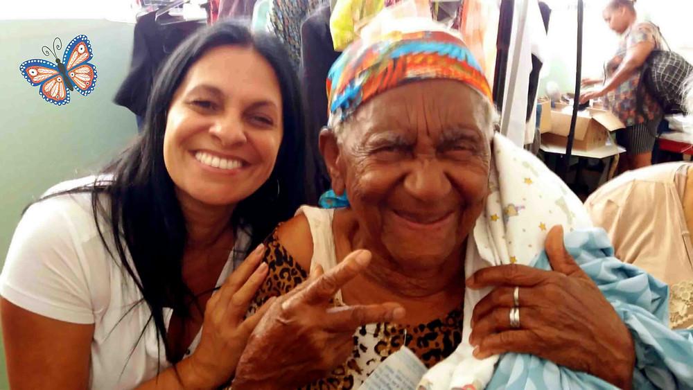 ASCL – Jardim das Borboletas levou assistência a várias famílias carentes de BH