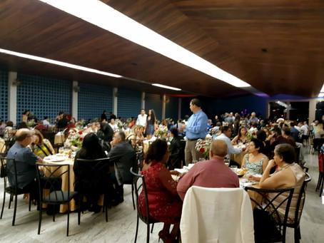 ASCL realiza grande evento beneficente no salão nobre da Sede Campestre do Cruzeiro
