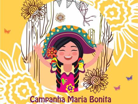 """""""Maria Bonita no mês da mulher"""":         atribuindo dignidade às mulheres em situação de rua"""