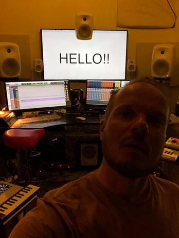 Soundmix with Per-Henrik Mäenpää