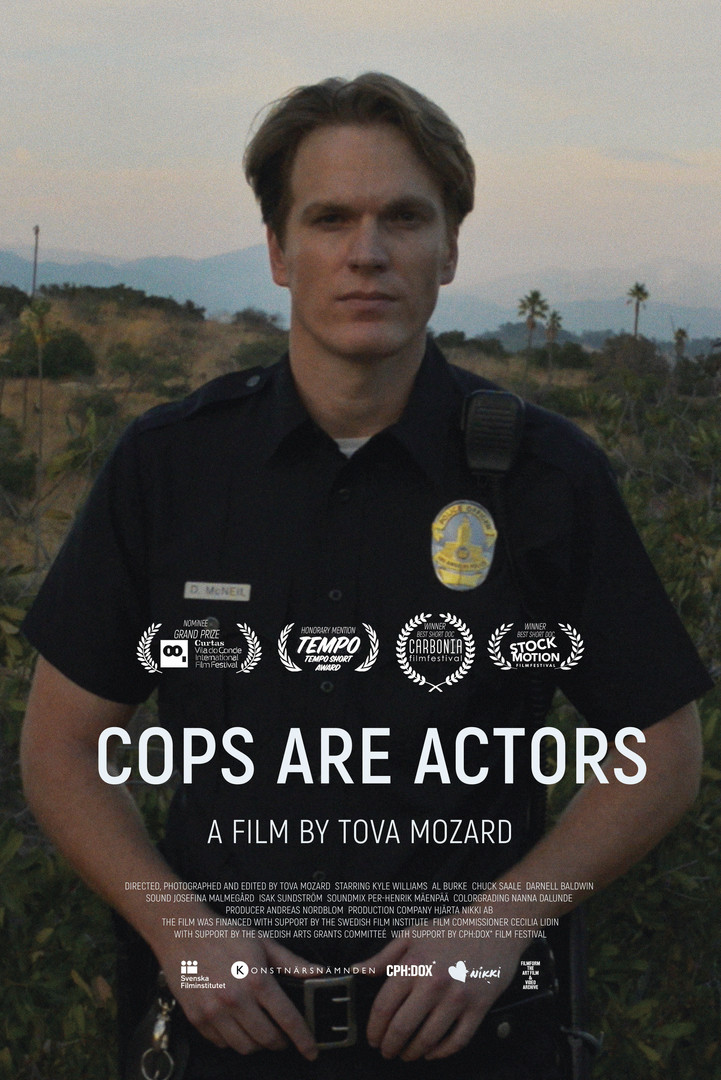 Cops Are Actors