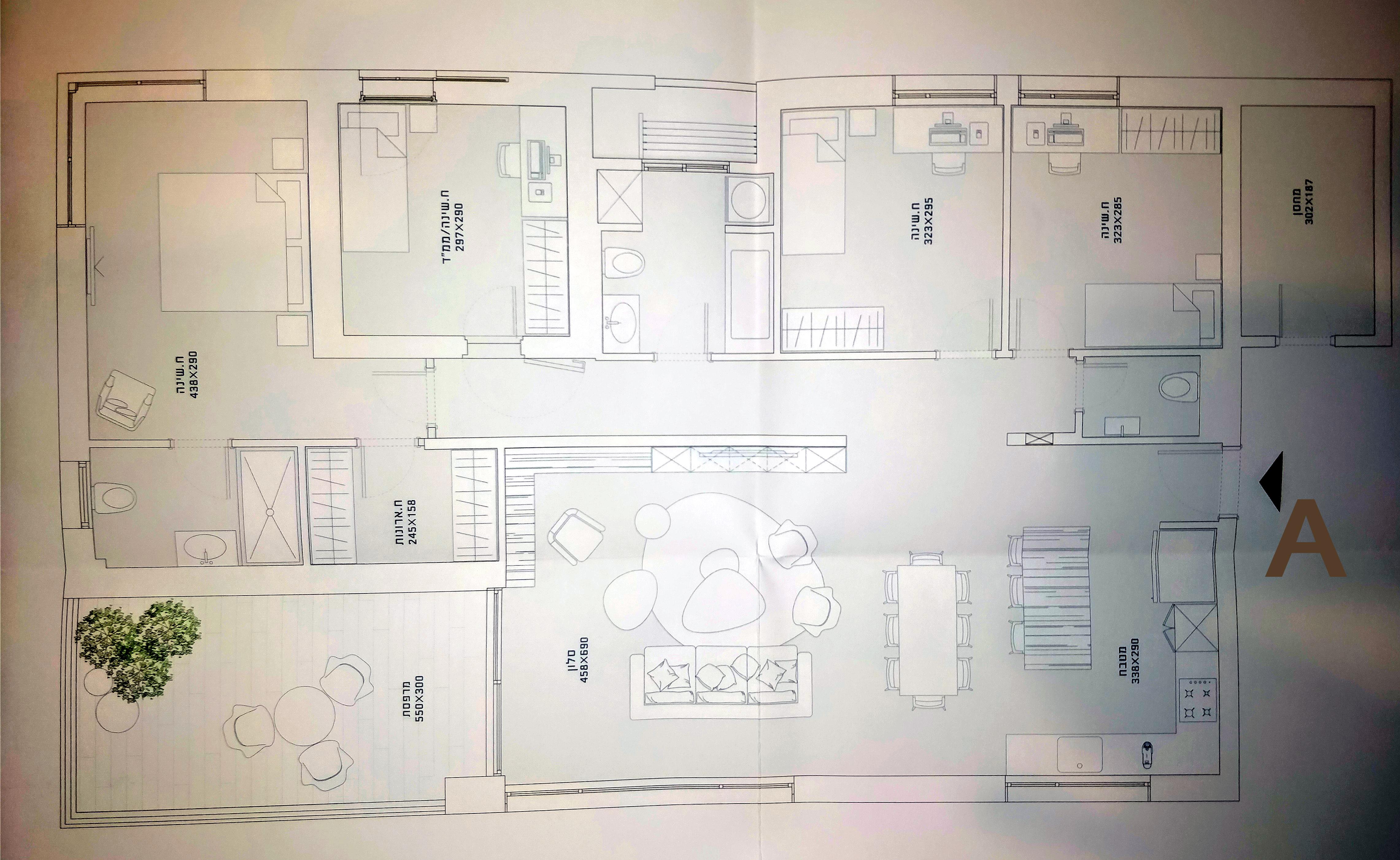 5חדרים