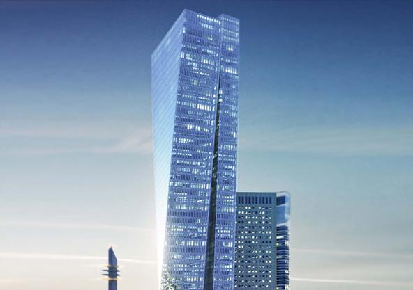 מגדל המשרדים עזריאלי שרונה