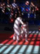 compétition le dojo biarrot à jurançon