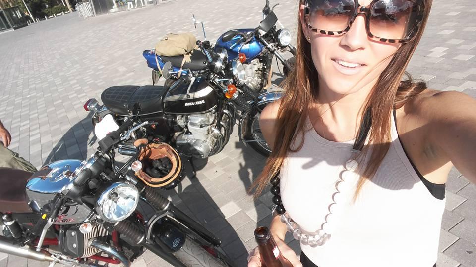 סטיילינג ואופנועים - אהבת חיי