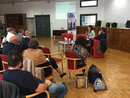 Le 17 octobre 2019 à la Faculté des Sciences Juridiques, Politiques et Sociales, Université de Lille