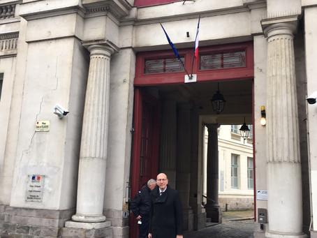 Inscription sur la liste des médiateurs auprès de la cour d'appel de Douai
