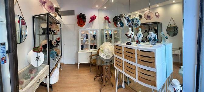 Shop Hats Madrid Retiro