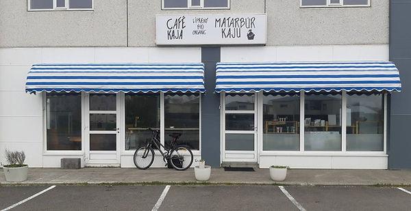 Café Kaja á Akranesi