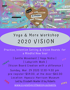 Vision Board & Manifestation Workshop (3