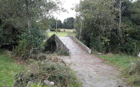 Mato Casanova  –  Camino das Ocas 32 km. to Santiago