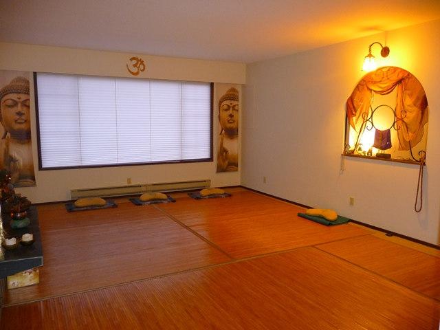 Crystal Spirit Yoga and Healing