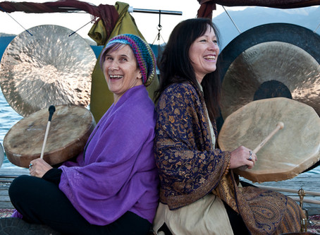 Sound healing as a medical model