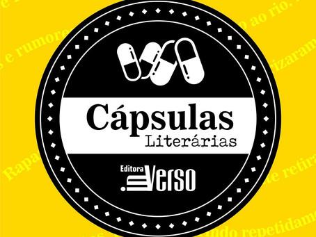 Conheça o Cápsulas Literárias, novo projeto da InVerso!
