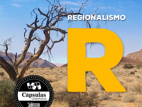 Regionalismo no Cápsulas Literárias