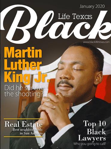 Texas Black Magazine