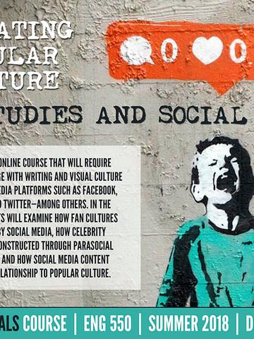 Social Media Studies — Course Poster