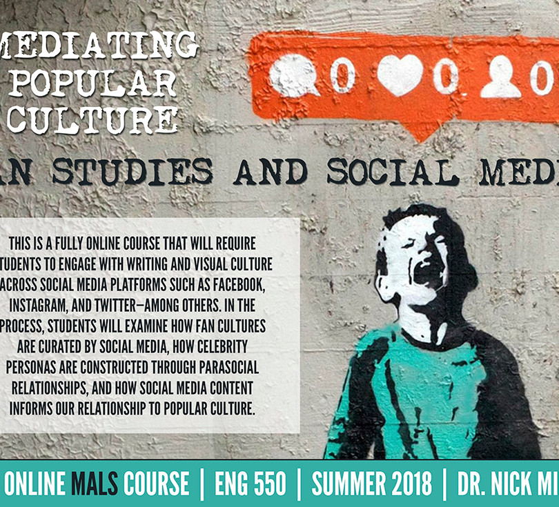 Social Media Studies — Course Poster