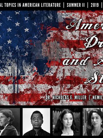 American Literature — Course Poster