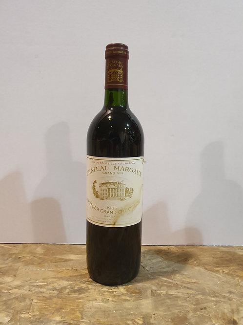 MARGAUX 1985 € 330/bt
