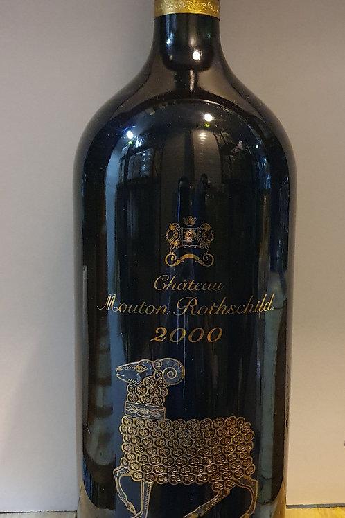 MOUTON ROTHSCHILD 2000 (6L) cbo-owc @ € 19.5000