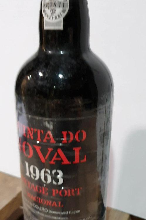 Quinta do Noval Nacional 1963 @ € 3700/bt