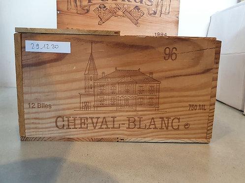 CHEVAL BLANC 1996 1x12bt cbo-owc € 390/bt