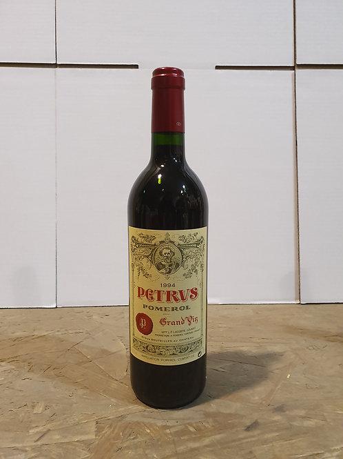 PETRUS 1994 1bt @ € 1900/bt