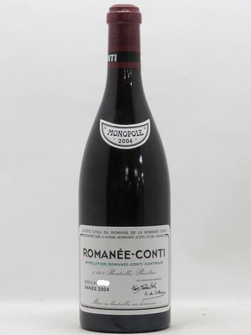 ROMANEE CONTI 2004 owc-cbo 1bt € 15.200/bt