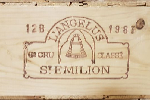 ANGELUS 1983 1x12bt @ € 230/bt