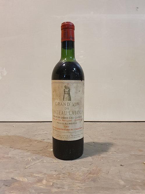 LATOUR 1961 1bt € 3500/bt