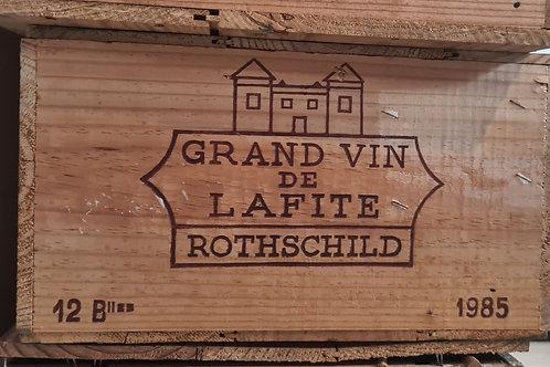 LAFITE ROTHSCHILD 1985 1x12bt cbo-owc € 700/bt