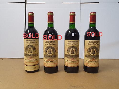 ANGELUS 1990 € 450/bt