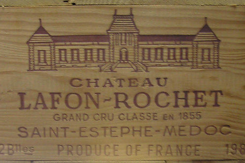 LAFON ROCHET 1989 1x12bt cbo-owc @ € 65/bt