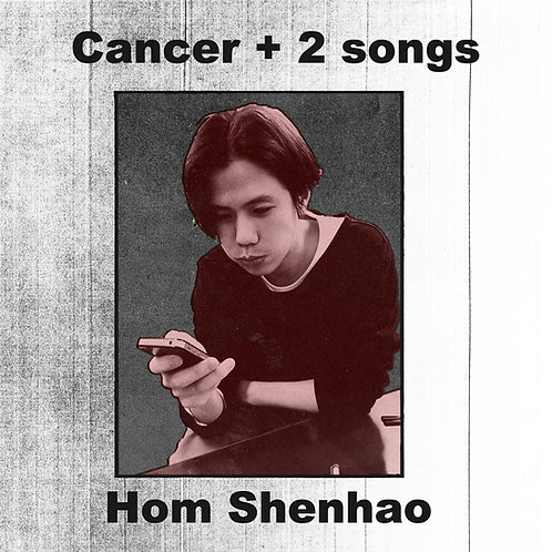 Cancer + 2songs / 洪申豪 (CD)