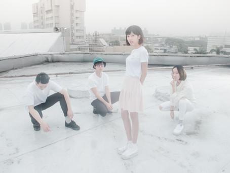 台湾の4人組シューゲイズ/ノイズ・ポップ・バンド Manic Sheepの待望ニューアルバム『Brooklyn』1/11日本全国リリース決定!