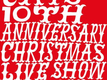 12/25 シャムキャッツ / SIAMESE CATS 『10th ANNIVERSARY CHRISTMAS LIVE SHOW IN TAIPEI 』
