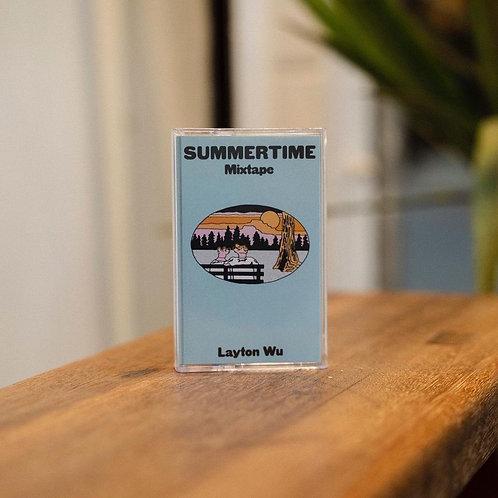 「Summertime Mixtape」 / 雷頓狗Layton Wu (TAPE)