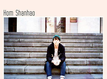 《new release》洪申豪「LIGHT CORAL」(CD)reissue