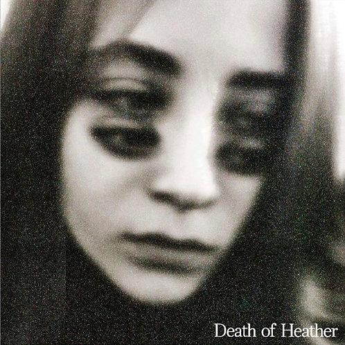 「Death of Heather」/ Death of Heather(LP)