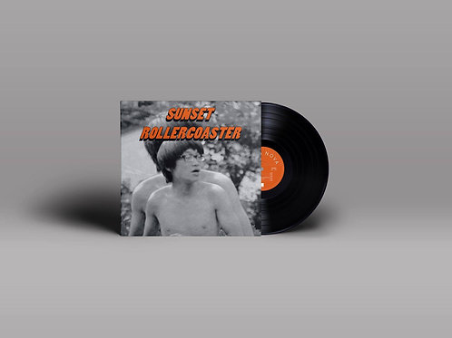 BOSSA NOVA (LP) / 落日飛車Sunset Rollercoaster