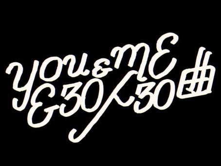 12/30 You & Me & 30人30曲 @台北 月見ル君想フ