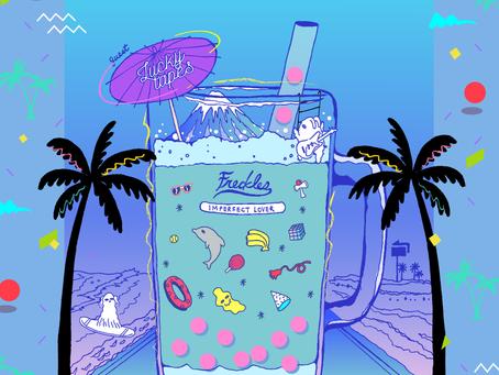 7/26 台湾最重要インディポップバンド「雀斑 Freckles」の話題の新作が日本全国発売!リリースパーティーはLUCKY TAPESと! / 在台灣具有相當影響力的indie pop樂團「雀斑Fr