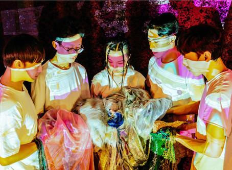 台湾浪漫エクスペリメンタルロックバンド「落差草原WWWW」最高傑作の日本盤リリースと来日公演が決定!